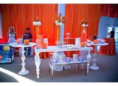 another idea for a sweets table