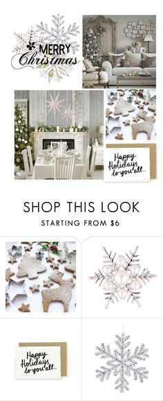 """christmas"" by bluemerant ❤ liked on Polyvore featuring interior, interiors, interior design, home, home decor, interior decorating, Mikimoto and MerryChristmas"