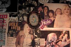 Hole Mood-board for Meadham Kirchhoff Dream Rooms, Dream Bedroom, My New Room, My Room, Bedroom Inspo, Bedroom Decor, Punk Bedroom, Riot Grrrl, Grunge Room