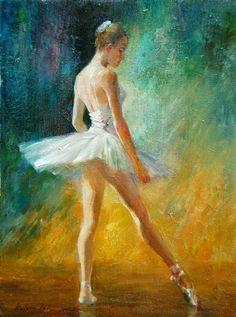 Kelvin Lei | Ballerina | art