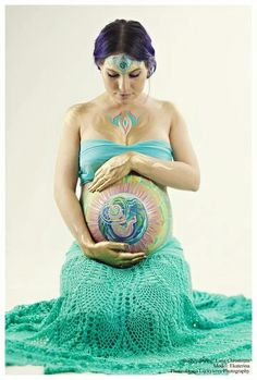 maternity, Bodypainting by Lana Chromium, San Diego bodyart, bodypainting, photography, body painting, bodyart, paint on skin, make-up, special FX, makeup, bodyart photoshoot, bodyart photography, face art, face paint, body paint, skin paint, Halloween body painting, Comic Con costumes, cosplay, Halloween costume ideas, California bodyart, LA bodyart, Los Angeles, artbychromium, fantasy, fashion, make up, beauty, maternity, model, creativity, colors, painting, fine art