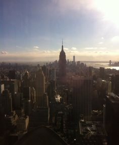 #newyork #empirestatebuilding #rockafellercenter