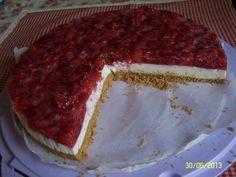 Cheesecake leggera alle ciliegie di Valentina Iodi