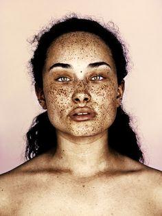 Красота веснушчатых в портретах Brock Elbank (Интернет-журнал ETODAY)