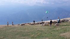 מונטה באלדו Monte Baldo אגם גארדה Lago di Garda צילום: אריק איסקוב Foto: Arik Issakov