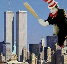 [/r/dank_meme] Mike Myers can't melt steel beams