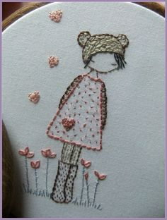 Bear ears .... LiliPopo embroidery