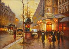 Image result for belle epoque paintings