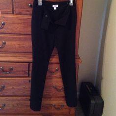 The loft pants Petite Ann Taylor loft pants LOFT Pants Straight Leg
