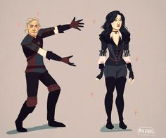 the witcher gifs | Tumblr