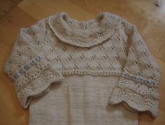 Baby dress @Mettemors hobbyblogg
