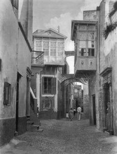Jewish Quarter, Old Town Rhodes Greece