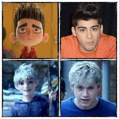 Awesome look alikes