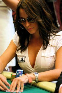 hot poker girl