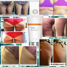 Nerium's Firm body contour cream is CRAZY!! You're going to put lotion on, why not put a lotion on that will give you these results?!?! Jessicabrown923.nerium.com
