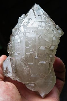 A Grade Smoky Elestial Quartz Crystal. Available www.etsy.com/shop/GoldenHourMinerals http://stores.ebay.com/Golden-Hour-Minerals