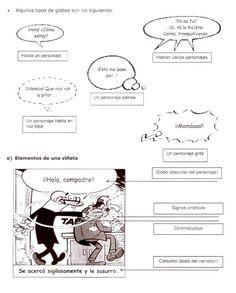 como hacer un comic paso a paso lucia alvarez - Buscar con Google