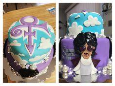 ,with diamonds and pearls! Missing U Baybeeboi Prince Birthday, Mom Birthday, Birthday Bash, Prince Cake, Prince Party, 50th Birthday Cake Images, Prince Purple Rain, Prince Rogers Nelson, Purple Reign