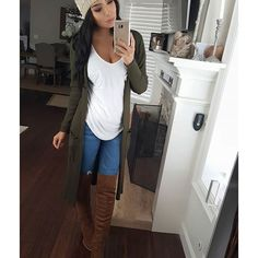 fall + winter looks Cute Fall Outfits, Fall Winter Outfits, Stylish Outfits, Autumn Winter Fashion, Spring Outfits, Mode Outfits, Fashion Outfits, Womens Fashion, Mode Cool