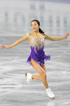 Marin Honda of Japan competes in the ladies short program during day one of the 86th All Japan Figure Skating Championships at the Musashino Forest...