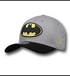b3a820e0741 Batman 39Thirty Grey   Black Hat