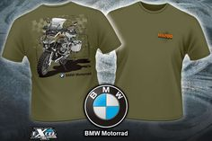 Shirt - BMW R1200GS Adventure Fan T-shirt - by Excel Sportswear