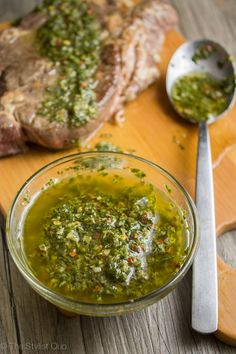 I, for one, am completely and totally obsessed with chimichurri. I can, and often do, eat it on absolutely any and everything–on a salt-crusted seared ribeye, topping garlic mashed potatoes, on Bibb lettuce as a salad, as a dip for pizza, dressing fried eggs for breakfast.. It can go on literally anything.  I tried a few...Read More »