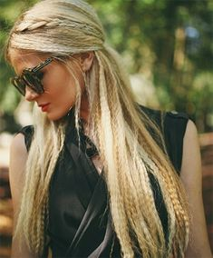 Crimp Hairstyles
