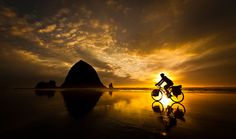 """""""The Adventure Cyclist"""" by acoppola"""