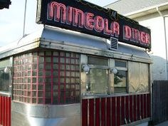 Nassau County of Long Island, New York Diners/Mineola Diner