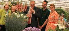 RHS Chelsea Flower Show Plant of the Decade - Pumpkin Beth