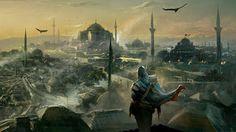 Assassins Creed Revelations by ~volkanbaba on deviantART