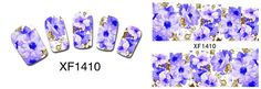 Nails - NAIL ART - WATER TRANSFER - FLOWERS for sale in Virginia (ID:219144083)