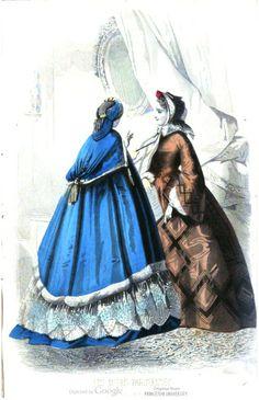 Nov 1862 Peterson's Magazine