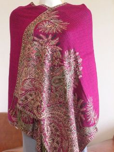 Image detail for -Pashmina Shawls » Pakistani and Indian Bridal Wear, casual dresses ...
