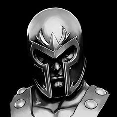 Magneto by Aarron Heasman