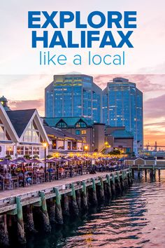 Dining, pubs and shopping are just a few of the things to do when you travel to Halifax, Nova Scotia. Explore our downtown waterfront like a local with this list of must-do restaurants and experiences. East Coast Travel, East Coast Road Trip, Halifax Waterfront, Quebec Montreal, Quebec City, East Coast Canada, Nova Scotia Travel, Halifax Canada, New England Cruises