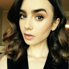 Lily Collins♡
