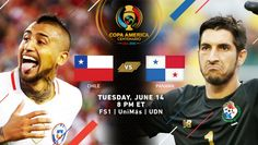 Copa America Centenario Match Recap | Chile 4, Panama 2 | (June 14th, 2016 @ Lincoln Financial Field in Philadelphia, PA) | Eduardo Vargas and Alexis Sanchez each had a brace in the win-or-go-home Group D finale to help the reigning tournament champions overcome a poor start. Panama jumped in front after five minutes through Miguel Camargo, Chile struck back thru Vargas (15th min) who netted his first of two goals, his 2nd came just before halftime with a nice header. Michael Bradley, Clint Dempsey, Copa America Centenario, Lincoln Financial Field, Free Kick, Semi Final, Lionel Messi, Panama, Eduardo Vargas