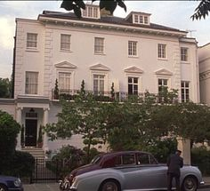 Movies in real life on pinterest 48 pins for 23 egerton terrace kensington london