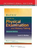 Bickley, L., Szilagyi, P., & Bates, B. (2013). Bates' guide to physical examination and history taking (11th ed.). Philadelphia: Wolters Kluwer Health / Lippincott Williams & Wilkins.