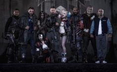 Režisér snímky, David Ayer, sa dnes nechal uniesť a na twitteri poskytol prvý oficiálny obrázok tímu Suicide Squad.