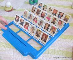 DIY Family Guess Who