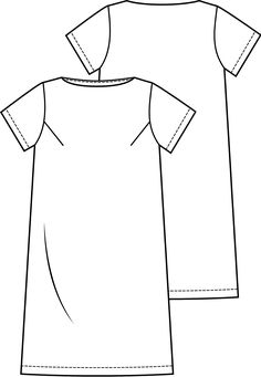 Amazing Sewing Patterns Clone Your Clothes Ideas. Enchanting Sewing Patterns Clone Your Clothes Ideas. Diy Clothing, Sewing Clothes, Easy Sewing Projects, Sewing Hacks, Make Your Own Clothes, Fashion Design Drawings, Polka Dot Shirt, Skirt Tutorial, Designs To Draw