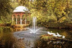 Parque de Maria Luisa. Sevilla