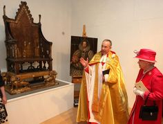 Queen Elizabeth II Photo - Queen Elizabeth II Visits Westminster Abbey