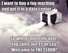 #funnyfriday  Here's a little data center humor for you. Have a #happyfriday everyone! #DPAir
