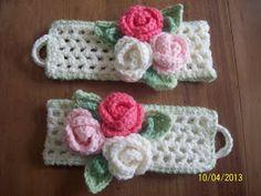 Crochet Flower Patterns, Crochet Motif, Diy Crochet, Crochet Designs, Crochet Flowers, Crochet Hats, Crochet Curtains, Crochet Cushions, Japanese Crochet