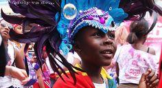 ¡El ambiente es fantástico!  #Molyvade...#viaje #London #Carnaval #NottingHill molyvade.blogspot.com