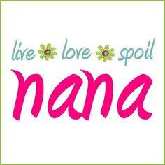 live love spoil...I love being a grandma!!